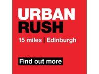 Volunteer Photographers needed for Urban Rush Edinburgh!