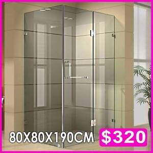 Shower Screens / Complete cubicles and single panels Hindmarsh Charles Sturt Area Preview