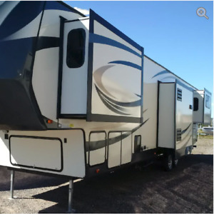 $9996.00 OFF 2017 SALEM BY FOREST RIVER Hemisphere 372RD