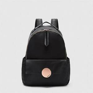 Mimco Waver Baby Backpack in Black & Rose Gold NEW! Bexley North Rockdale Area Preview