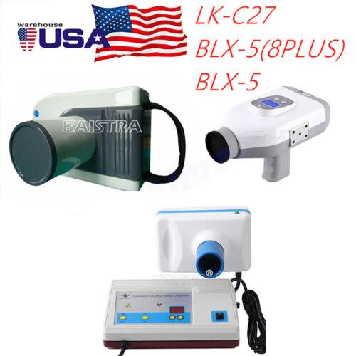 Dental Digital X Ray Machine Film Imaging System Green Xray 3 Types USA