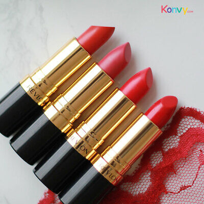 Revlon Super Lustrous Lipstick 4.2g #626 Matt #725 Cream Best-selling model