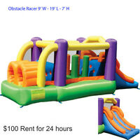 Inflatable Bouncy Castle use In/Outdoor for your kids party