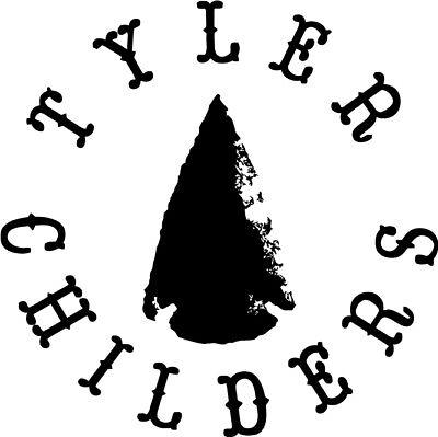 Home Decoration - Tyler Childers VINYL DECAL car window laptop bumper sticker tumbler Purgatory