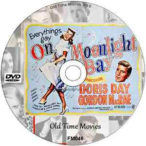 On Moonlight Bay - Doris Day, Gordon MacRae, Jack Smith  1951 DVD Musical