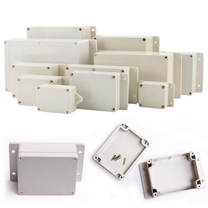 IP65 Waterproof Electronic Project Box Enclosure ABS Plastic Case Junction Box