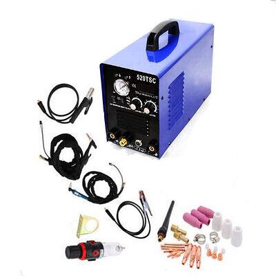 110v220v New Multifunction Mmatigcut Welding Machine 520tsc 3 In 1 Hot Sale