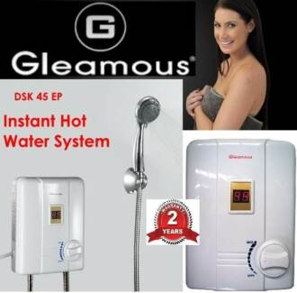 New 3.3kw Portable Instant Hot Water System with Shower Kit Chipping Norton Liverpool Area Preview