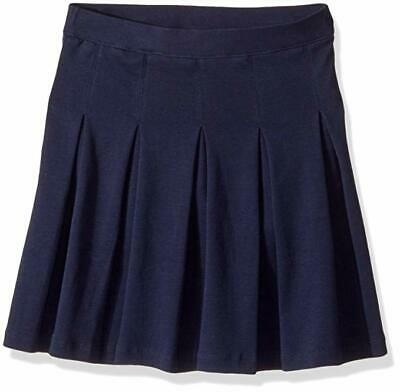 NWT Gymboree Girls Navy Blue School Uniform Knit Skirt w/Shorts Skort 4 5 6 7 8