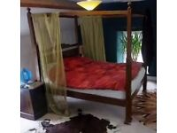 4 Poster bed for sale