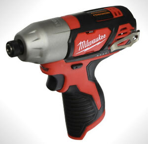 Milwaukee M12 Impact Driver