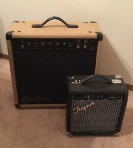 2 amp combo for $275, or each for...