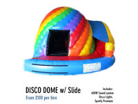 Bouncy Castle / Disco Dome / Inflatable Side