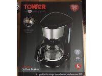 Brand new coffee/tea maker