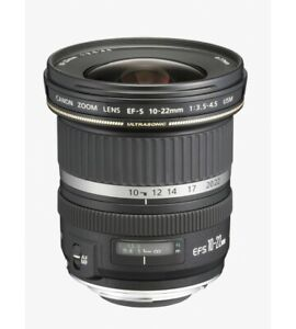 Canon 10-22 wide angle lens sale/trade