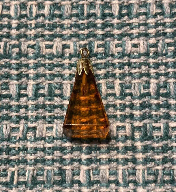 Real Amber Pendant Naturbernstein  CC-56