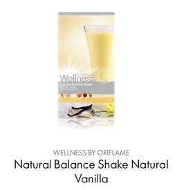 Natural Balance shake