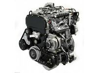 PEUGEOT BOXER DIESEL ENGINE EURO 4/5 2.2 cc FULLY RECONDITIONED £1095 48 hour fast delivery