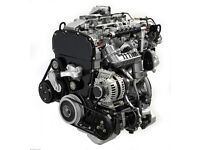 FORD TRANSIT DIESEL ENGINE EURO 4/5 2.2- 2.4cc FULLY RECONDITIONED £1095 48 hour fast delivery