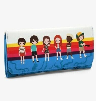 Loungefly Stranger Things purse wallet brand new with tags SDCC Exclusive