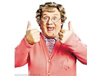 Mrs Browns Boys Tickets Odyssey / SSE Arena