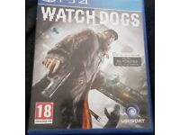 PS 4 Watch Dogs-Exclusive Edition