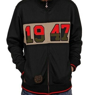 Lrg Luciano Track Jacket Small Lifted Research Group  96 Retail