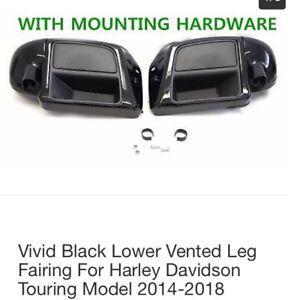 Harley Lower Fairings
