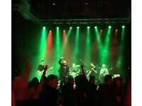 Band seeks 5th member