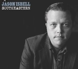 4 x Jason Isbell and the 400 units Concert Tickets