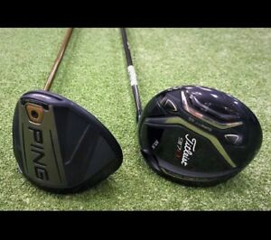 Looking for LH Ping & Titleist Golf Clubs