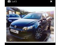 VW polo S 1.2 5 door full MOT LOW MILES £5500 ONO