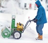 Snow Removal Service  - (506)897-4848 - Snow Blowing