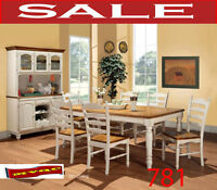 Model 781, dinette sets, table, kitchen chairs