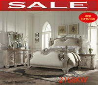 Model 2168KWW-1, bed set for sale
