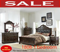Model 1808-1, Master bedroom set.