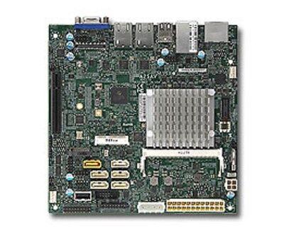 Supermicro A2SAV Mini-ITX Motherboard - Intel Atom processor E3940 for sale  Shipping to India