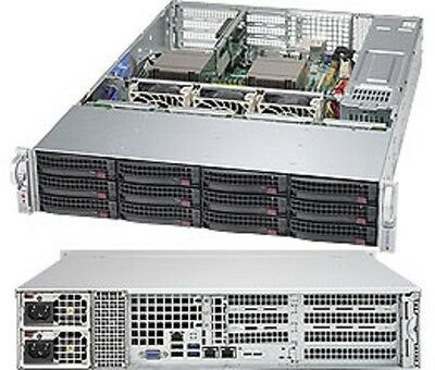 *NEW* SuperMicro SYS-6028R-TDWNR 2U Server
