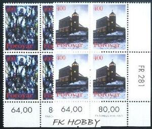 Denmark Faroe 1995 Mi 289-90 (4) ** Church Kościół - <span itemprop=availableAtOrFrom> Dabrowa, Polska</span> - Denmark Faroe 1995 Mi 289-90 (4) ** Church Kościół -  Dabrowa, Polska