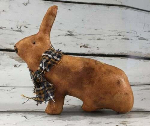 Extreme Primitive Rabbit Bowl Filler, Primitive Bunny, Primitive Easter Bunny