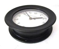 LARGE - SHIP'S CLOCK – Marine WALL Clock – MARITIME / BOAT / NAUTICAL(5008C)