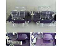 Savic Hamster Cages with Accessories