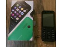 New Nokia 215 with free SIM card