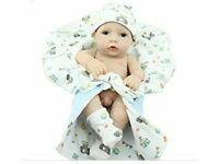 kaydora Reborn vinyl baby boy doll