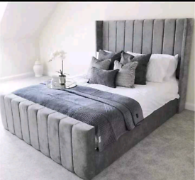 Limited Stock - Sturdy and comfortable bed in single, double, king.