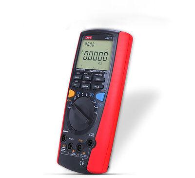 Uni-t Ut71e Intelligent Digital Multimeter With Usb Interface