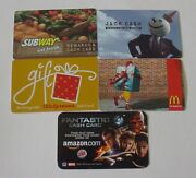 Jack in The Box Gift Card