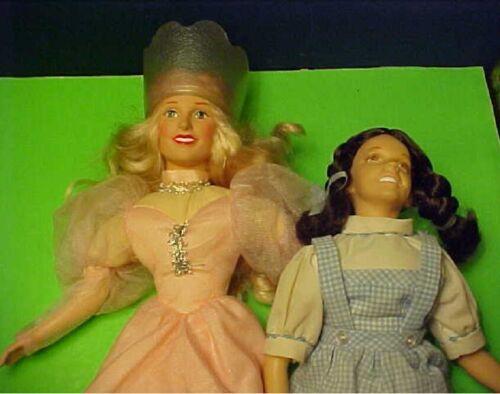 WIZARD OF OZ Dorothy & GLINDA Dolls