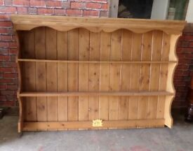 Reclaimed Large Pine Dresser Top - Delivery Availble