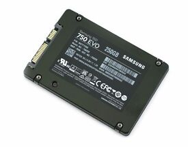 "Samsung 750 EVO 250GB 2.5"" Solid State Drive ssd"
